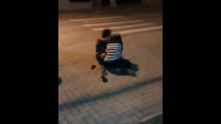 Adolescentes brigam em Jaraguá do Sul