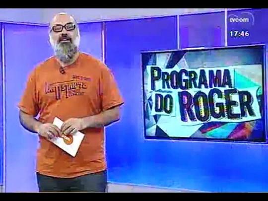 Programa do Roger - Pramit, cantor e compositor - Bloco 1 - 24/06/2014