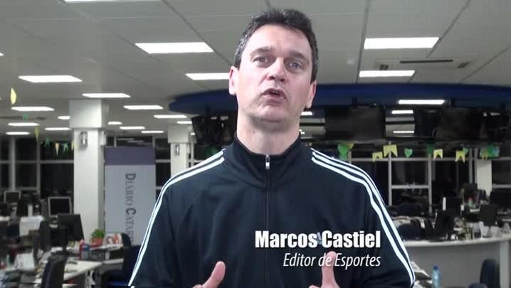 """Castiel: \""""Ou o futebol brasileiro muda tudo ou então só tende a piorar\"""""""