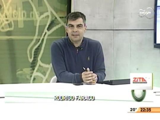 Bate Bola - Figueirense e Atlético Mineiro - 3ºBloco - 17.08.14