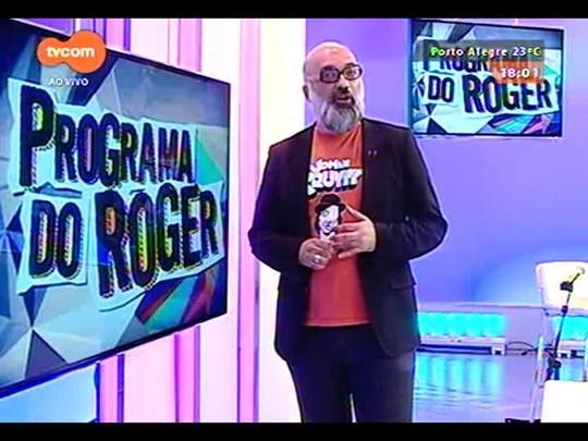 Programa do Roger - Cine Clube, estreias de cinema - Bloco 3 - 14/11/2014