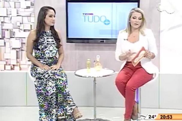 TVCOM Tudo+ - Janine Mello volta ao comando do programa - 28.11.14