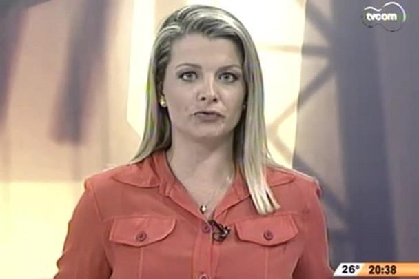 TVCOM 20h - Fiesc anuncia pacote de incentivo à indústria têxtil - 2.12.14