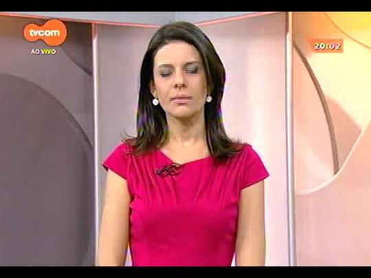 TVCOM 20 Horas - Confira os estragos causados pela tempestade no final de semana - 22/12/2014