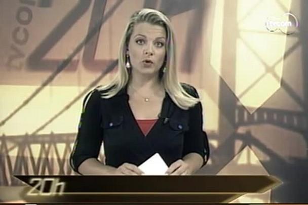 TVCOM 20h - Inicia segunda etapa das obras no Terminal Rodoviário Rita Maria na Capital - 2.2.15