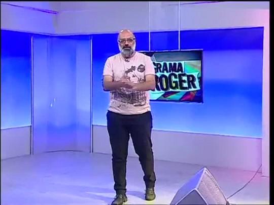 Programa do Roger - Izmália e os Incansáveis - Bloco 1 - 03/02/15