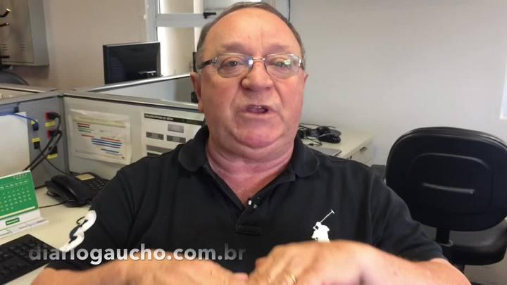 """Pedro Ernesto: \""""Cristian Rodríguez é a grande contratação do Grêmio para a temporada\"""""""