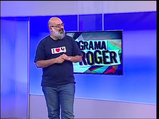 Programa do Roger - DiAngelis - Bloco 1 - 25/03/15