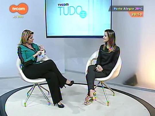 TVCOM Tudo Mais - Colunista Fernanda Pandolfi fala do projeto de construção de um centro multiuso na Cidade Baixa