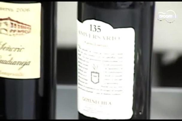 TVCOM Tudo+ - Vinhos para outono + Mitos e verdades sobre os vinhos - 08.04.15