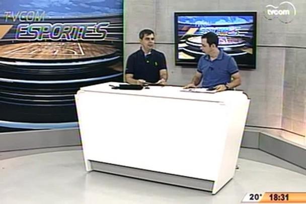 TVCOM Esportes - 1º Bloco - 30.04.15