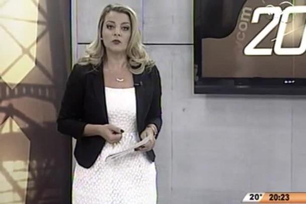 TVCOM 20 Horas - Mercado imobiliário aposta em promoções para enfrentar crise - 05.05.15