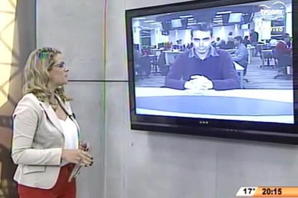 TVCOM 20 Horas - Em visita a SC, ministro das Cidades libera R$ 58 milhões para três regiões - 23.07.15