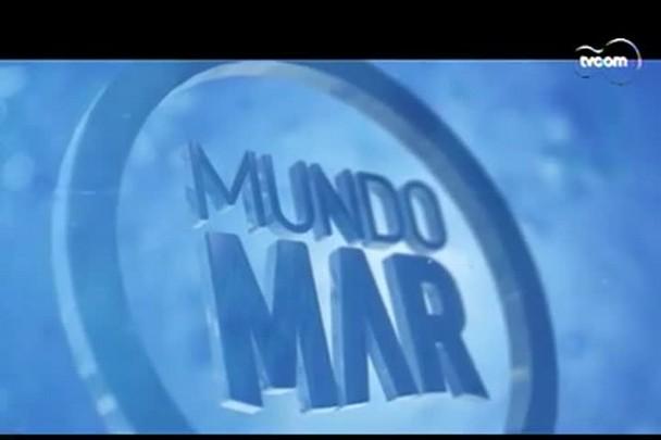 TVCOM Mundo Mar. 3º Bloco. 25.08.15