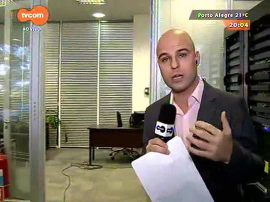 TVCOM 20 Horas - Prefeituras do estado paralisam atividades para chamar a atenção do governo federal e estadual - 24/09/2015