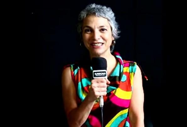 Deborah Finocchiaro em dose tripla para o Porto Verão Alegre