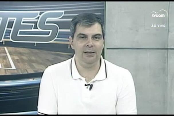 TVCOM Esportes. 4º Bloco. 29.01.16