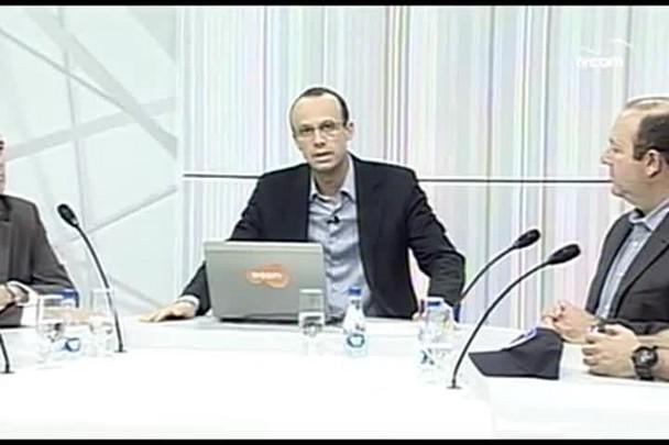 TVCOM Conversas Cruzadas. 2º Bloco. 30.03.16