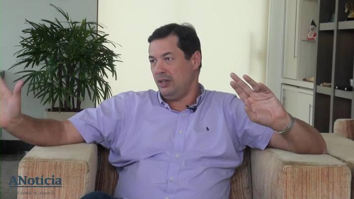 Jony Stassun fala sobre os desafios de assumir a presidência do JEC