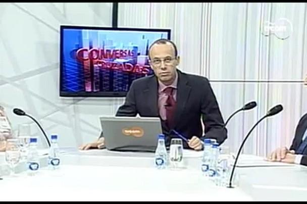 TVCOM Conversas Cruzadas. 4º Bloco. 13.04.16