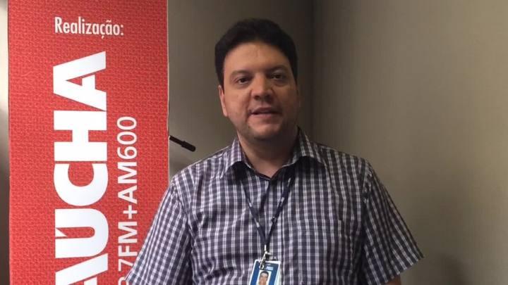 Gustavo Manhago: Gr�mio ter� de se superar muito para chegar � final