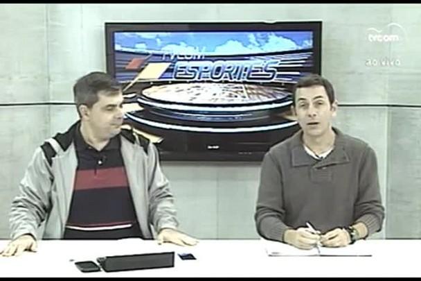 TVCOM Esportes. 1º Bloco. 10.06.16