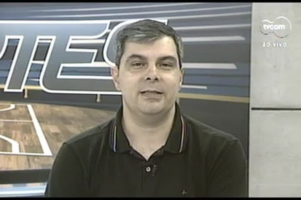 TVCOM Esportes. 2º Bloco. 14.07.16