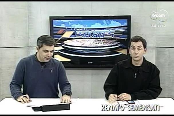 TVCOM Esportes. 1º Bloco. 19.08.16