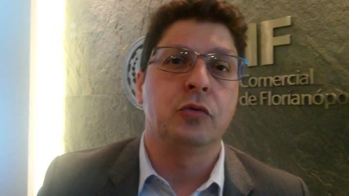 Sander Demira fala sobre as propostas da ACIF para os candidatos à Prefeitura de Florianópolis