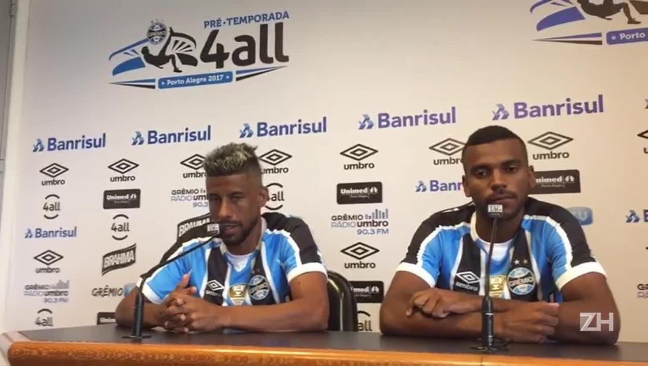 """Léo Moura fala de motivação para 2017: \""""Títulos\"""""""