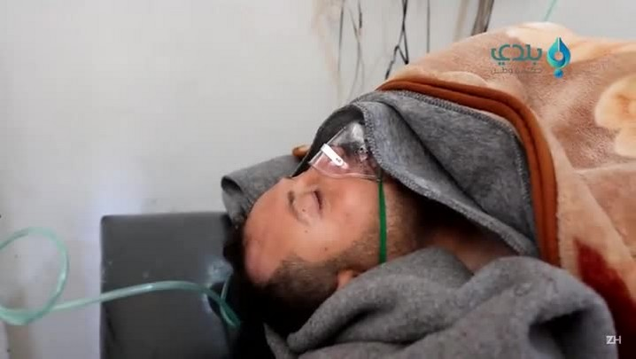 'Ataque químico' deixa 58 mortos na Síria