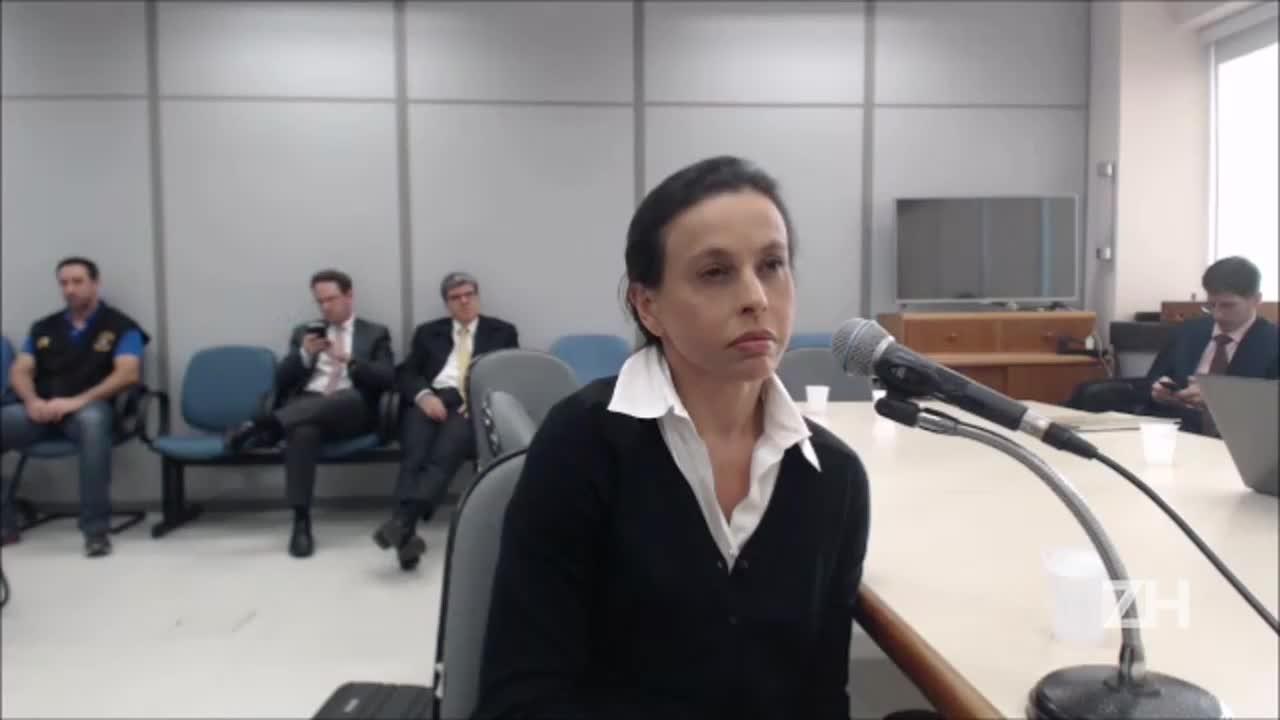 Depoimento de Adriana Ancelmo ao juiz Sergio Moro – parte 2