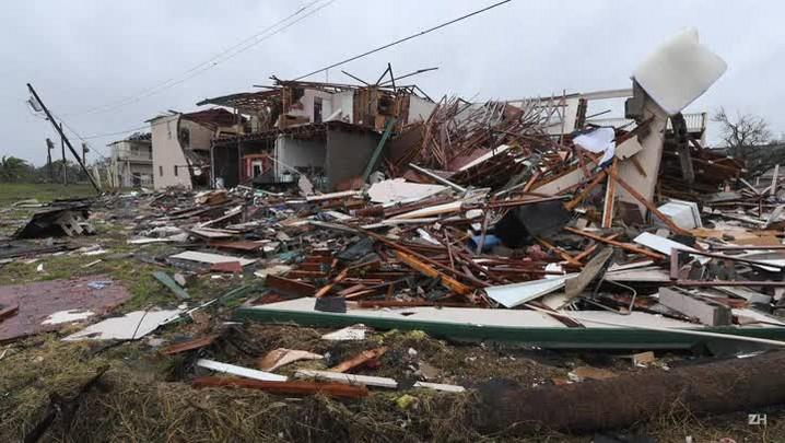 EUA: o pior da tempestade Harvey ainda está por vir