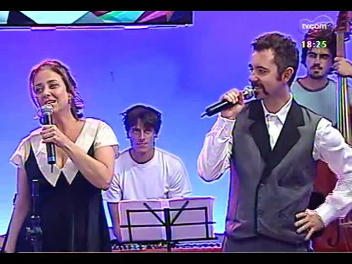 Programa do Roger - Marisa Rotenberg e Thiago Rinaldi falam sobre o espetáculo Cafuné - bloco 4 - 14/03/2013