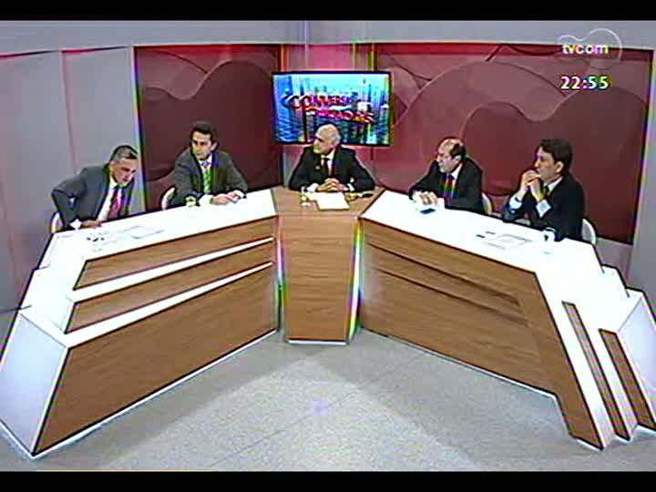 Conversas Cruzadas - Possível fim da guerra fiscal: unificação da cobrança do ICMS entre os Estados - Bloco 3 - 18/03/2013
