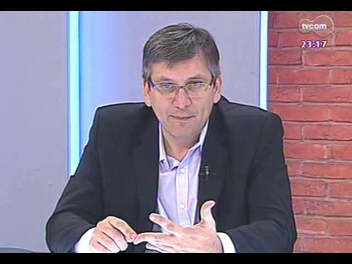 Mãos e Mentes - Presidente do Conselho de pos-Graduação da Engenharia da UFRGS, Luiz Carlos da Silva Pinto Filho - Bloco 1 - 03/04/2013
