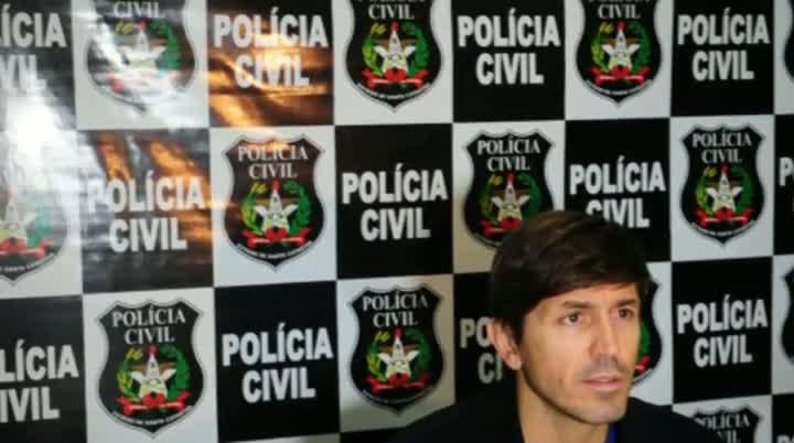 Delegado fala sobre a prisão do subtenente da Polícia Militar (PM) Ênio Sebastião de Farias