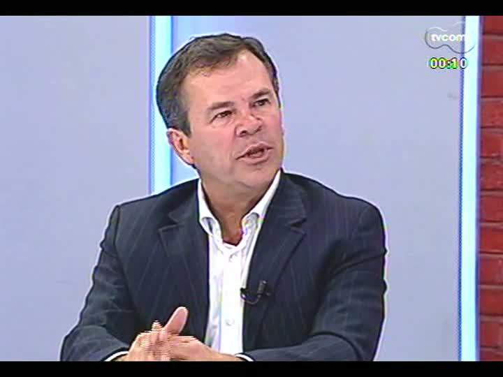Mãos e Mentes - Pós-graduado em Gestão Estratégica e diretor da Docile, Ricardo Heineck - Bloco 4 - 22/04/2013