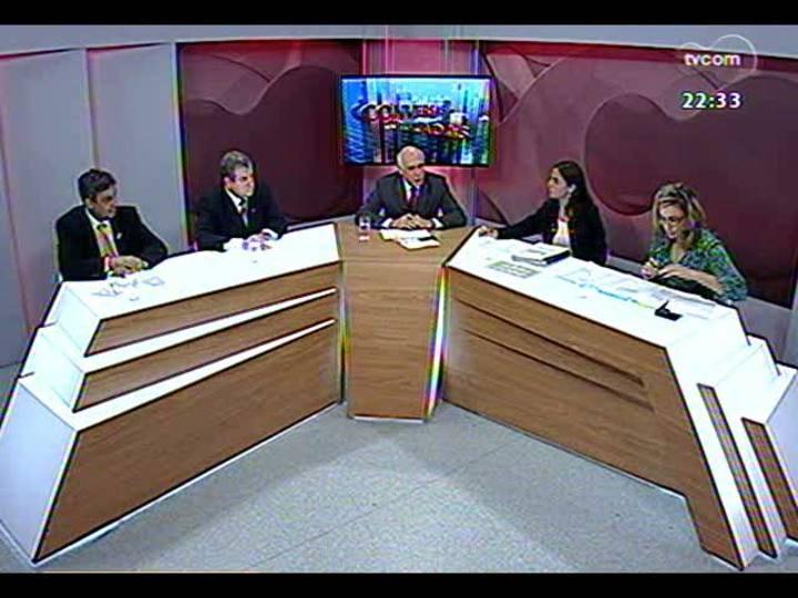 Conversas Cruzadas - Quais as alternativas para reduzir a tarifa de ônibus em Porto Alegre? - Bloco 2 - 22/04/2013