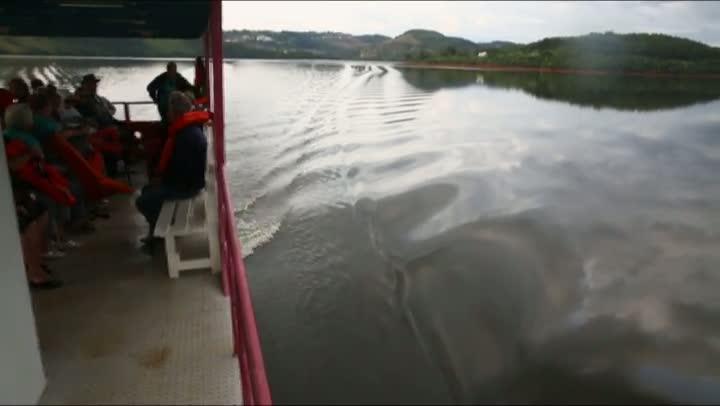 Nas águas de Itá: um lago de história em Santa Catarina