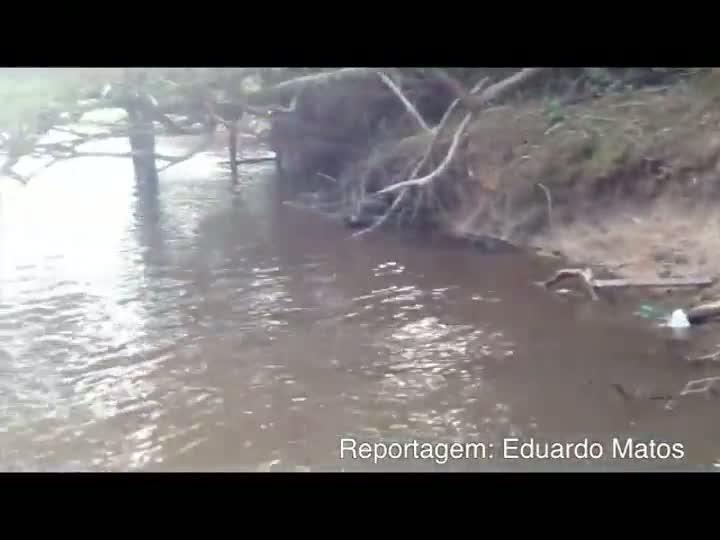 Rios Poluídos: Índice de tratamento de esgoto lançado no Rio Gravataí cai em 10 anos