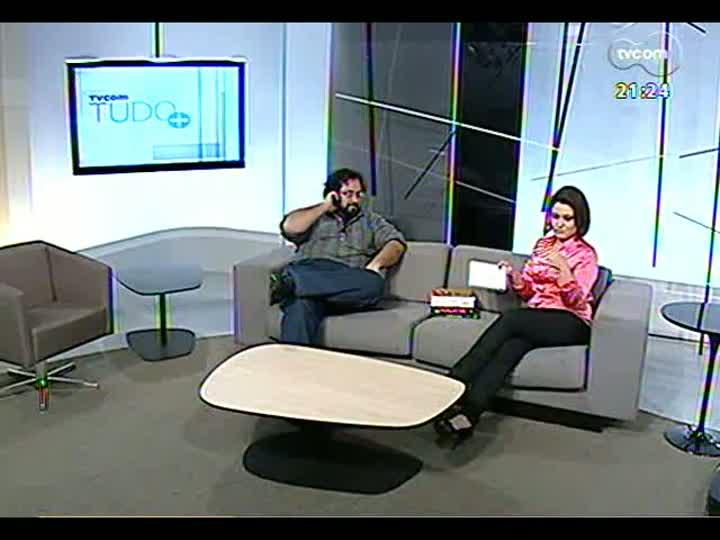 TVCOM Tudo Mais - Dicas de leituras com Carlos André Moreira