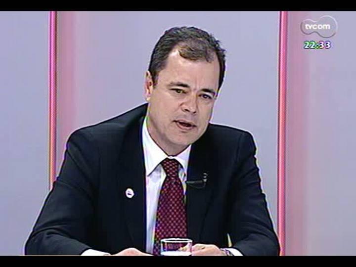 Conversas Cruzadas - Debate sobre a viabilidade da Lei de Eleições Limpas - Bloco 2 - 06/08/2013