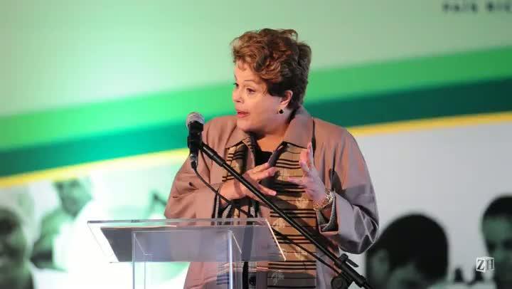 Presidente Dilma reforça a necessidade da capacitação profissional do brasileiro