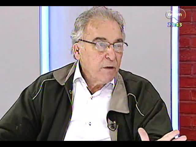 Mãos e Mentes - Comentarista esportivo e professor Ruy Carlos Ostermann - Bloco 2 - 13/11/2013