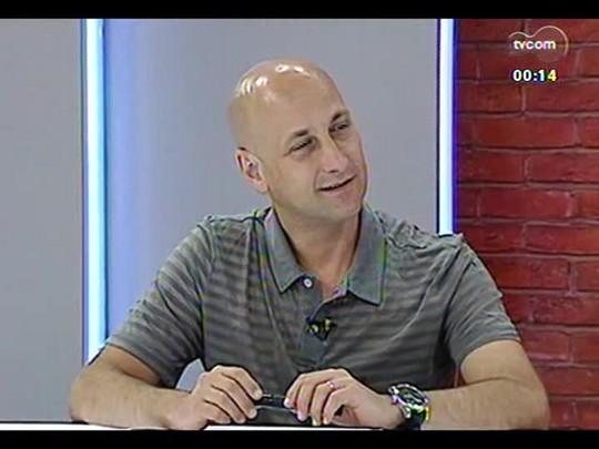 Mãos e Mentes - Diretor das lojas Trópico, Gustavo Schifino - Bloco 4 - 25/11/2013