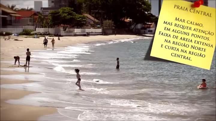 As belezas das praias de Barra Velha e Piçarras