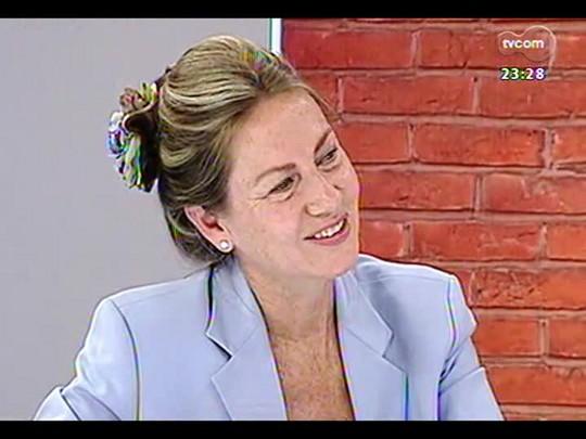 Mãos e Mentes - Primeira-dama e secretária especial de Direitos Animais, Regina Becker - Bloco 3 - 05/01/2014