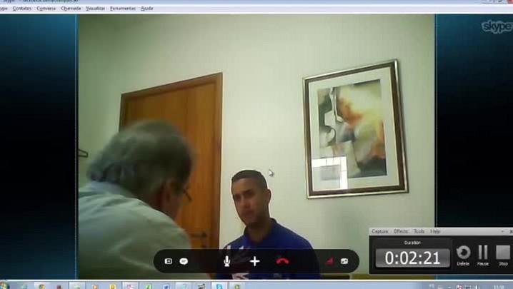 Preso jovem de São Paulo que tentou aplicar golpe em empresário de Porto Alegre
