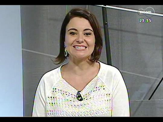 TVCOM Tudo Mais - TVCOM 360: Direto de Dubai, jornalista fala sobre seu blog de moda